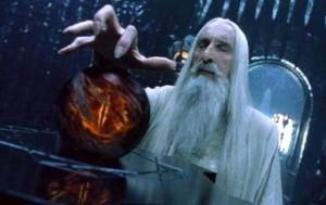 Saruman-Ball