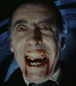 Chris Lee vampire